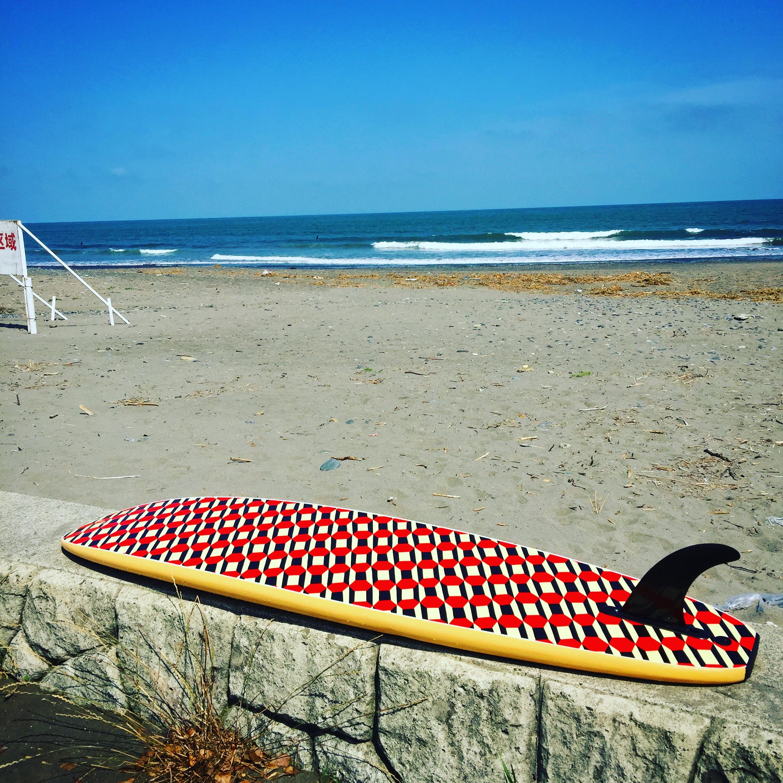 スポンジボードでサーフィンを楽しんだ後はこれに気をつける事!