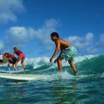 サーフィン初心者が一人でも練習できる波のサイズの簡単な見分け方